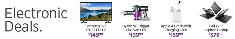 Electronic Deals